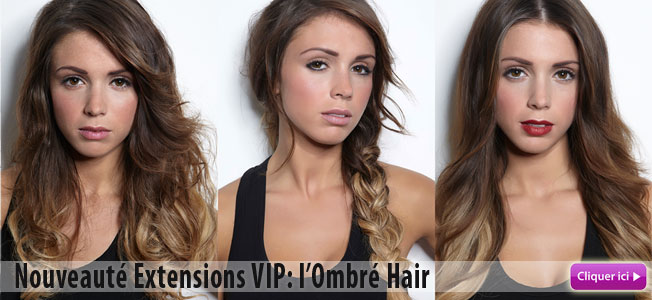 Extensions Ombré Hair
